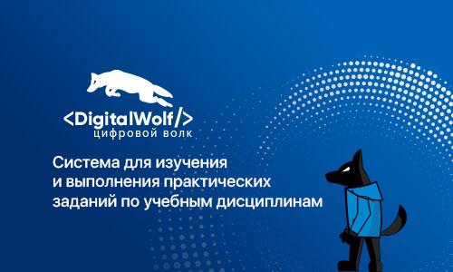 Разработка ПО на заказ для СДО - Цифровой Волк